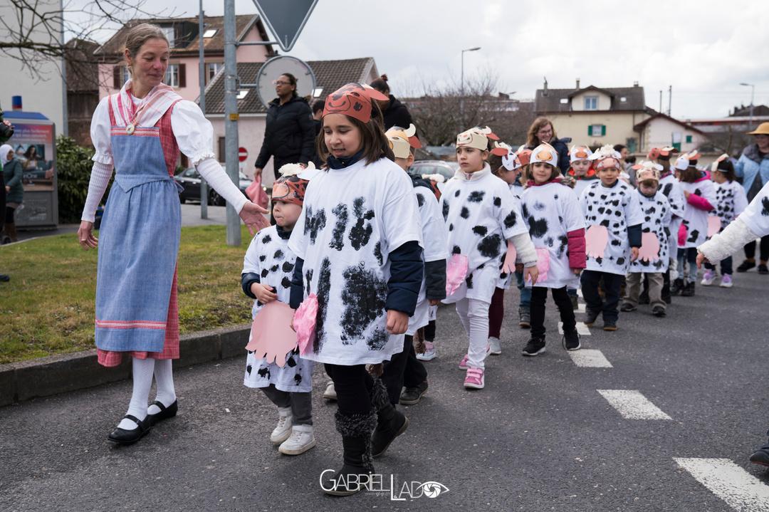 Yverdon-les-Bains. 16 mars 2018. Brandons des Cygnes 2018. © Gabriel Lado