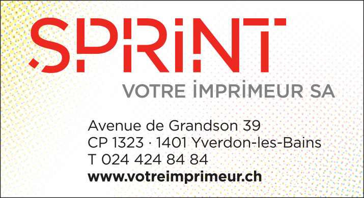 Annonce Sprint Publidata Agenda Local 60,5x33.indd